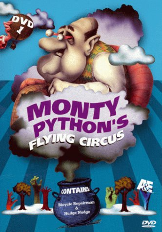 affiche Monty Python's Flying Circus