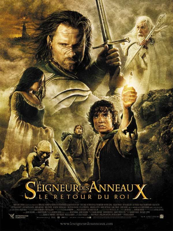 Les seigneur des anneaux 1 2 3 version longue DVD Rip preview 2